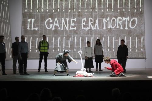 Su il palcoscenico! Il teatro Stignani ha riaperto le recite con meno posti