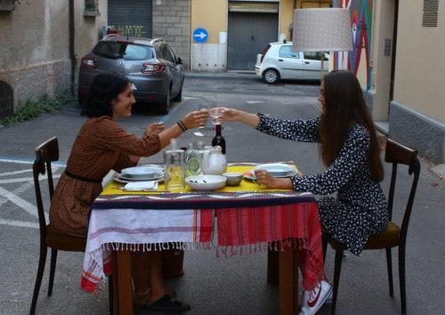 #Diamocidentro (nonostante tutto), a Faenza in occasione dei 10 anni di Distretto A
