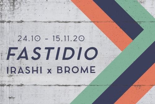 """""""Fastidio"""", la personale degli artisti Irashi e Brome"""