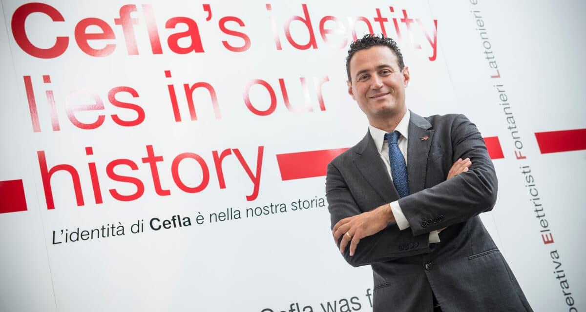 """Balducci (Cefla) è il presidente nazionale di Legacoop """"Produzione & Servizi"""""""