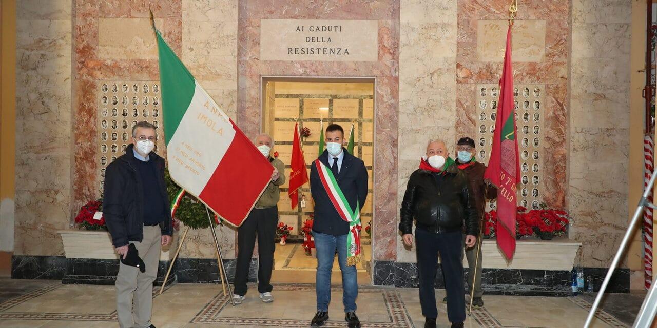 Il 2 novembre Panieri e Olivieri (Area Blu) in visita al cimitero del Piratello