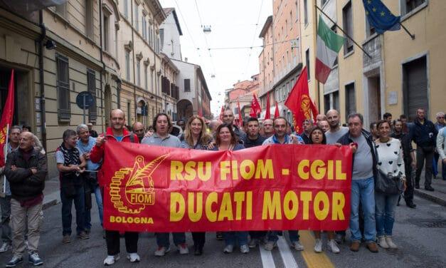 5 novembre metalmeccanici in sciopero per il contratto