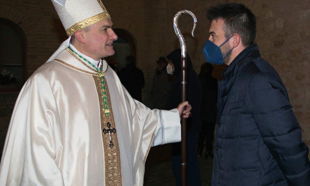 """Panieri incontra il neovescovo Gambetti: """"Persona di spiritualità e semplicità"""""""