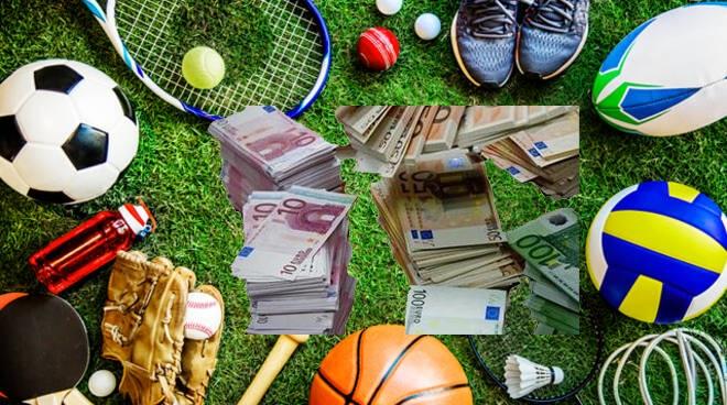 Contributi a fondo perduto dal Governo per le società sportive dilettantistiche