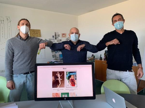 Matteo Fantinelli & Co approdano a Milano acquistando il brand Musa