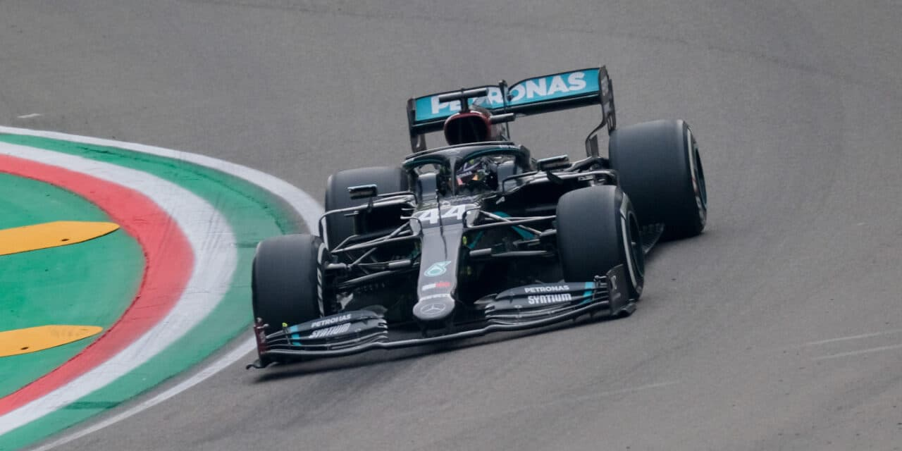 Gp Formula uno Imola: vince Hamilton, semplicemente il migliore