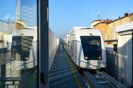 Bologna: People Mover al via, dalla stazione all'aeroporto in sette minuti