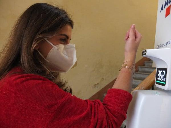Coronavirus Urf: nuove modalità di accesso agli uffici