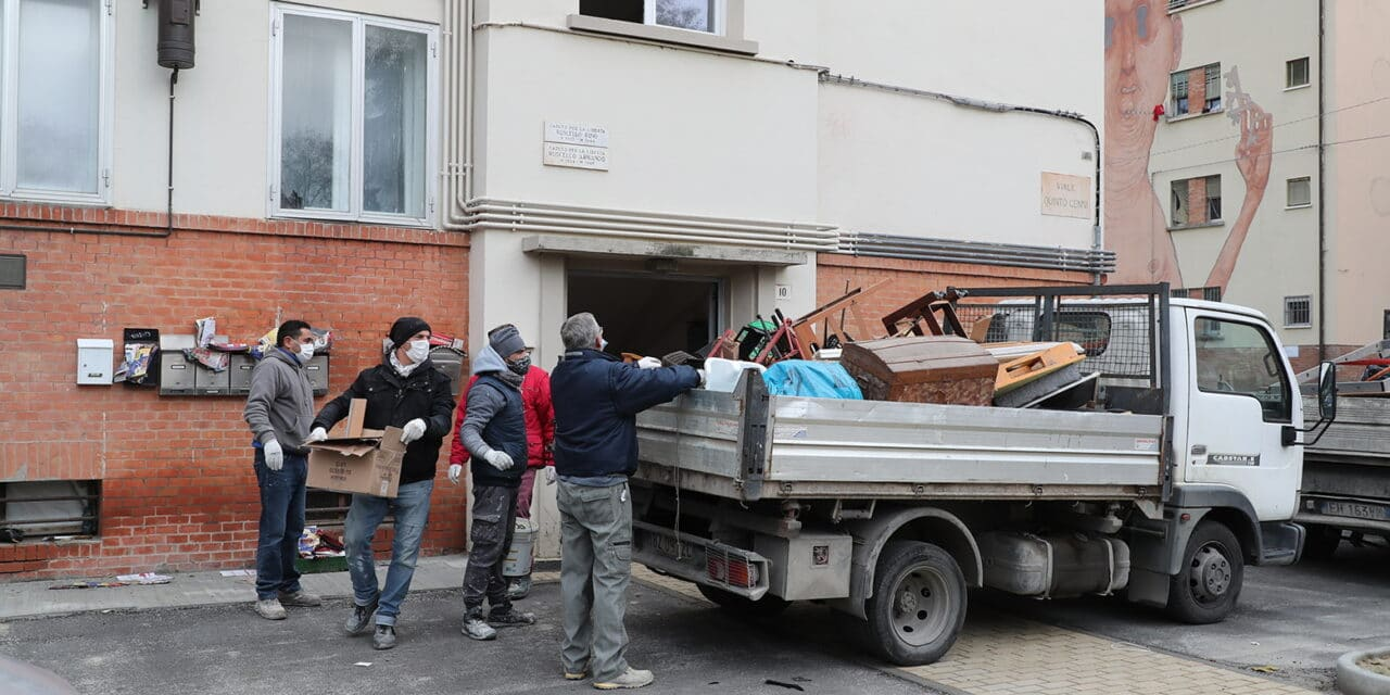 Accordo fra Acer e il Comune contro degrado e auto abbandonate negli alloggi