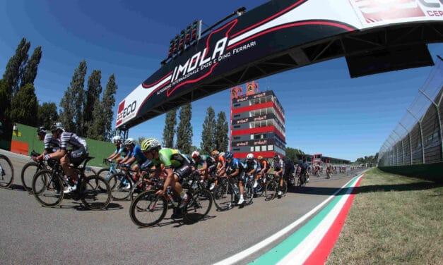 Arrivano a giugno 2021 in riva al Santerno i Campionati italiani di ciclismo