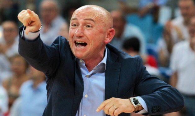 Luca Dalmonte, nuovo coach Fortitudo, viene dal vivaio della Virtus Imola