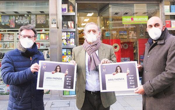 #AmaFaenza: prosegue la campagna di comunicazione per le attività faentine