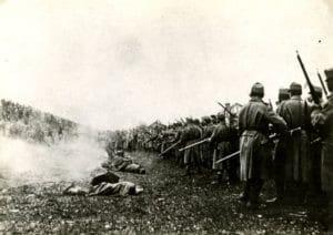 Legge 991 soldati fucilati della Grande Guerra, due imolesi nella staffetta dei digiunatori