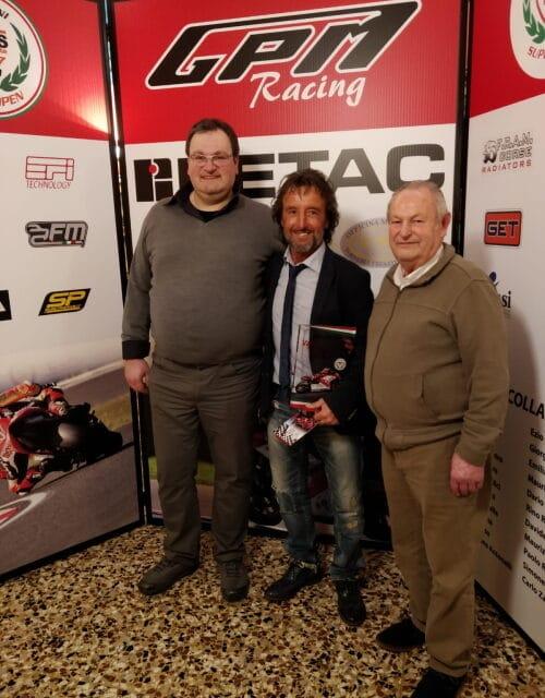 Nel 2021 Valter Bartolini sarà ancora al via della 1000 Open dei Trofei Motoestate