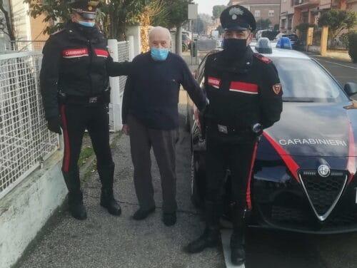 Gli rubano l'auto a 101 anni ma i carabinieri, dopo l'inseguimento, la ritrovano