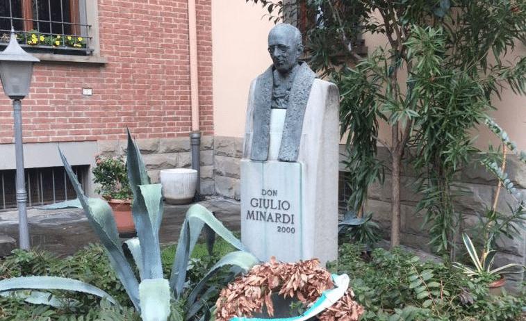 """GIORNO DELLA MEMORIA: """"Don Giulio Minardi"""""""