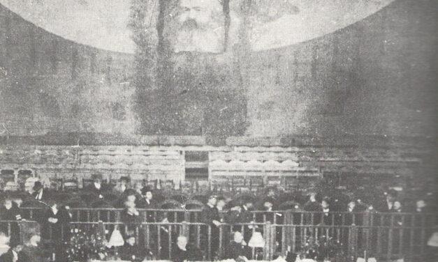 """ACCADDE OGGI: """"Imolesi al congresso di Livorno del 1921 quando fu fondato il Pcd'I"""""""
