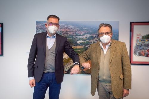 """Autodromo, il direttore Benvenuti: """"Al lavoro per un impianto polivalente"""""""