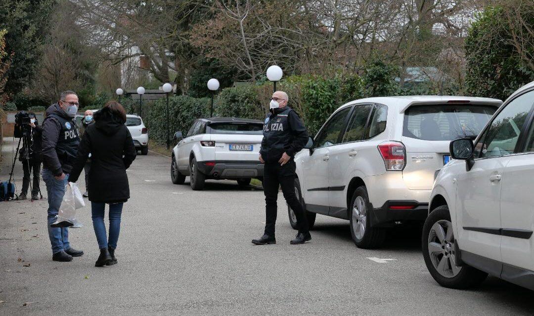 Da una telecamera un'immagine del probabile assassino di Ilenia Fabbri