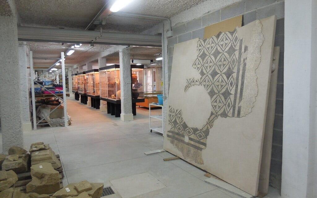 Reperti dell'era preistorica e post-medievale affidati in deposito a Imola