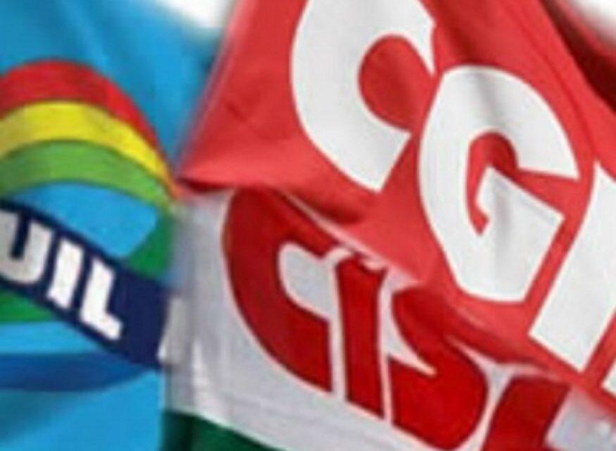 """Cgil, Cisl e Uil all'Ausl: """"Non è il momento giusto per eliminare i referti a casa"""""""