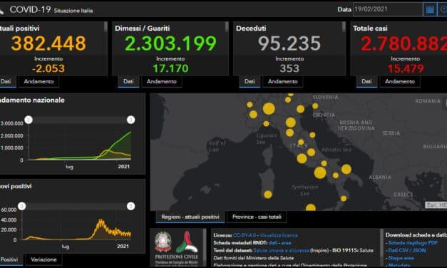 Coronavirus: Emilia Romagna indice Rt all'1,06, da domenica ridiventerà arancione