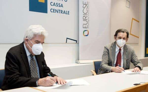 Sostenibilità e identità cooperativa nell'accordo tra Euricse e Cassa Centrale Banca