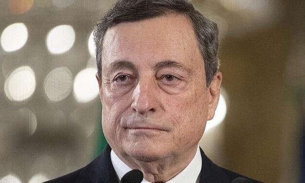 Mattarella propone, Draghi ci prova