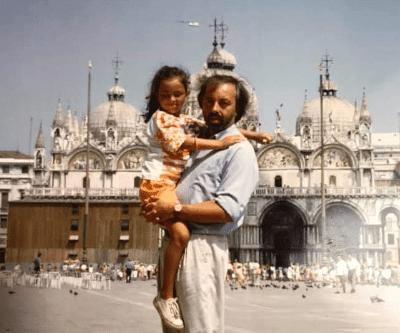 La scomparsa di Luca Raccagni, la figlia Cecilia lo ricorda così