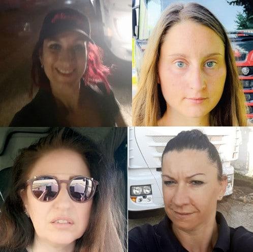 """Ecco le quattro le finaliste per la """"Camionista dell'anno"""""""