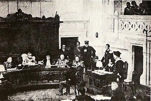 Paolo Silvagni, contadino, a processo davanti al Tribunale fascista