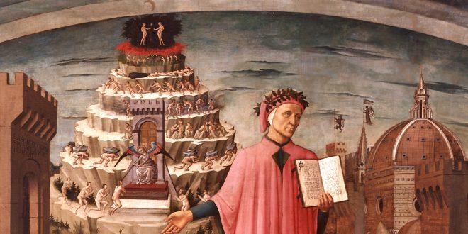 L'arte lungo il percorso dell'esilio di Dante