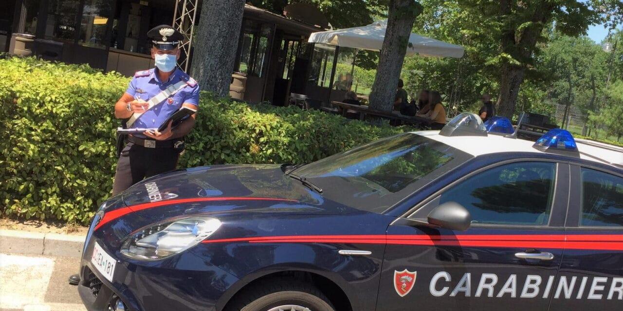 Trovato con hashish al parco delle Mondine: arresti domiciari