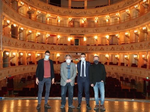 L'assessore regionale Felicori visita le eccellenze culturali di Imola