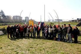 """Partigiani, cerimonia di commemorazione al monumento """"La Rossa"""""""