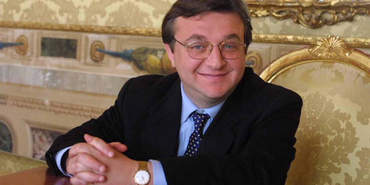 Il sindaco Panieri ricorda Marchignoli a un anno dallla sua scomparsa