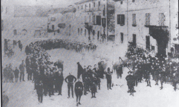 Imola cent'anni fa: le violenze fasciste si diffondono nelle città