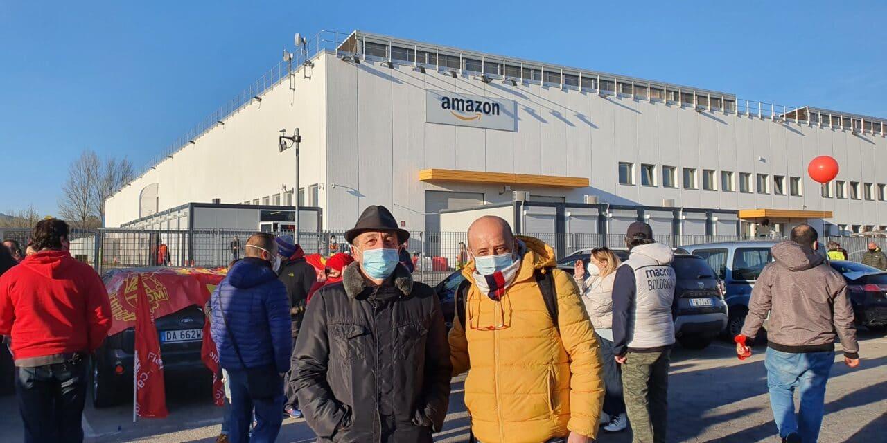 Officine e Uffici2: sciopero Amazon, un successo