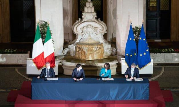 Ecco il primo Dpcm a firma Draghi, assomiglia molto a quelli del Governo Conte