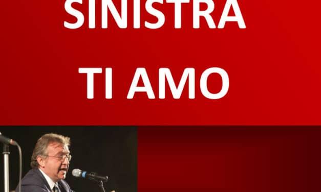 """""""Sinistra ti amo ma così non mi piaci!"""", una pubblicazione per ricordare Marchignoli"""