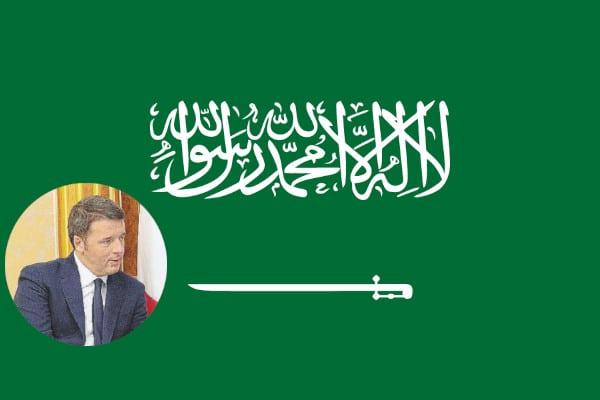 Chi nasconde la testa sotto la sabbia di Riad?