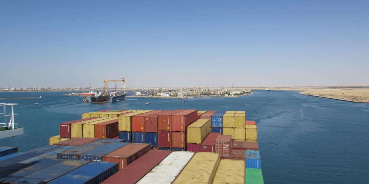 Dalla Romagna il rimorchiatore che ha sbloccato il Canale di Suez