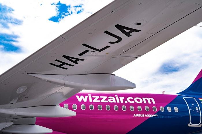 Wizz air, nuovi voli da Bologna