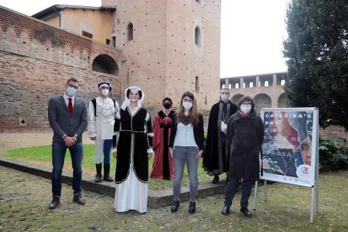 Il personaggio di Caterina Sforza, inquadrato in tante iniziative, per tutto maggio