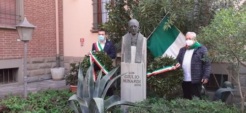 Onore a don Minardi che durante il fascismo ospitò partigiani, ebrei, contadini