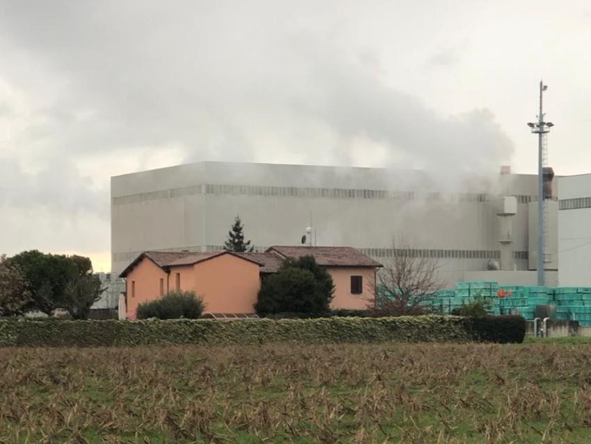 Inquinamento, rumori e cattivi odori a Chiavica
