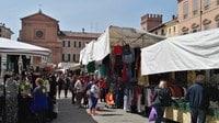 Sabato 1° maggio si svolgerà il mercato ambulante in centro storico