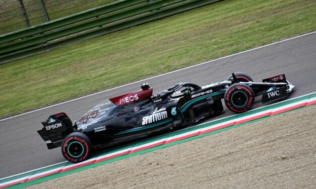 Gran Premio Imola: Hamilton fa 99 pole