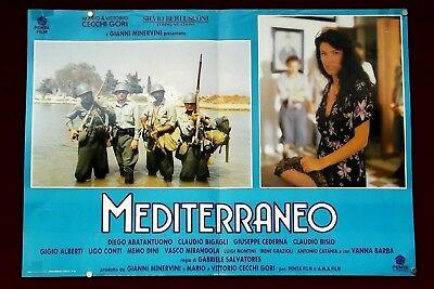 "TI CONSIGLIO UN FILM: ""Mediterraneo"" di Gabriele Salvatores"