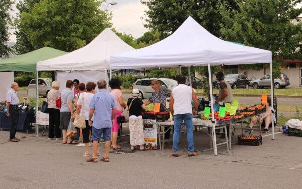 Torna a Imola il mercatino produttori agricoli della Cia, in via Fanin da giovedì 22